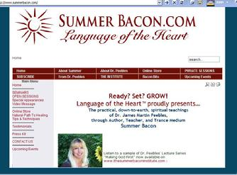 Link to Summer Bacon, Dr. Peebles and his band of angels.