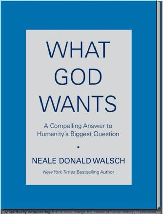 What does God want?  Does He really want your soul?  Come and find out!
