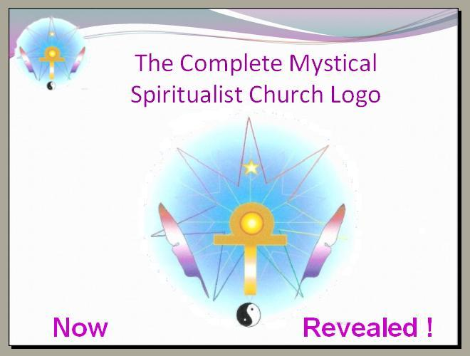 Find out the history of and the meanings of all of the elements in our Mystical Spiritualist logo.