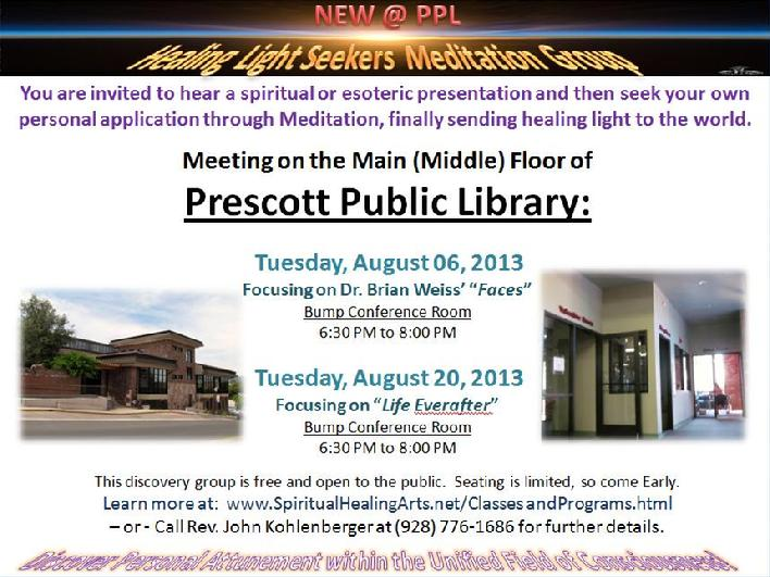 Prescott Meditation Group
